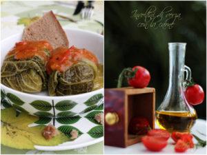 ricetta tradizionale polacca di involtini con la verza