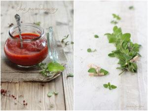 sos pomidorowy klasyczny, włoski sos pomidorowy