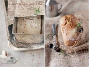Chleb bez wyrabiania
