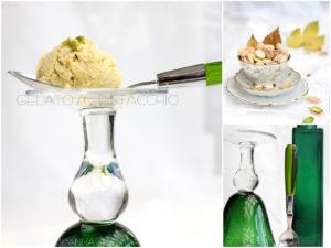 gelato con pistacchio