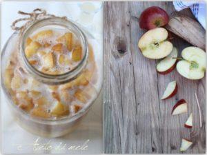 Come fare aceto di mele,
